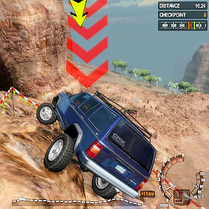offroad 4×4 mania(3D) for PC and MAC