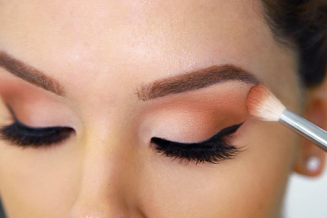 New Years Makeup Idea - náhled