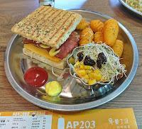 APBar熱壓三明治廚房-竹南中華店