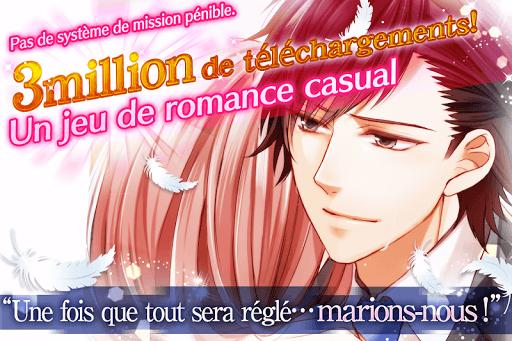 Romance Illu00e9gale - Otome games(jeux) en franu00e7ais 1.2.1 de.gamequotes.net 1
