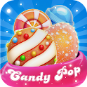 Candy Pop Mania - Cookie Match icon