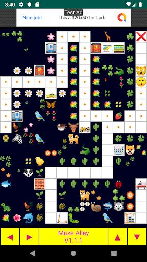 Télécharger gratuit Maze Alley APK MOD 2