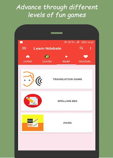 Learn ndebele fun african language learning apps on google play screenshot image m4hsunfo