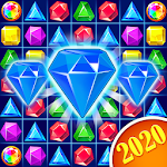 Jewel Crush™ - Jewels & Gems Match 3 Legend 3.7.2
