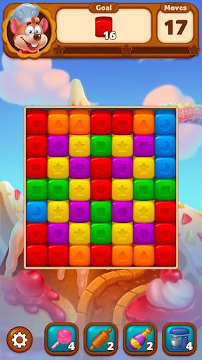 Sweet Blast: Cookie Land filehippodl screenshot 1