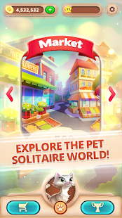 Solitaire Pets – Free Classic Solitaire Card Game - náhled