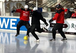 Photo: Polar Soccer WM 2011 -Taktisch klug
