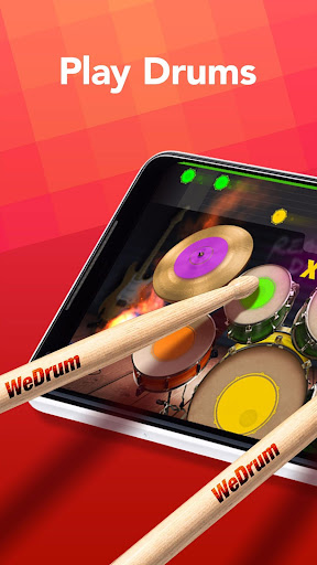WeDrum: Drum Set Music Games & Drums Kit Simulator  {cheat|hack|gameplay|apk mod|resources generator} 1