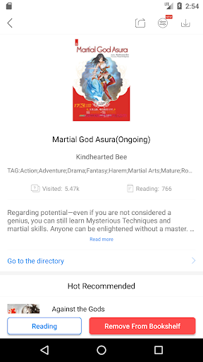 Wuxiaworld-XianXia,fantasy,martial art novels Hack, Cheats