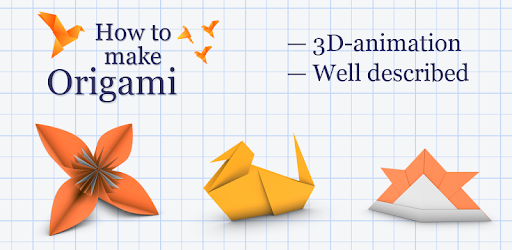 How to fold the pieces (triangles) for 3D origami size 1/64 ... | 250x512