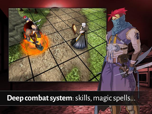 android Swords of Anima Screenshot 9