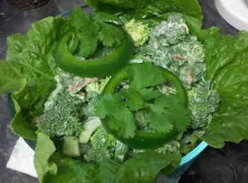 Green Green Salad