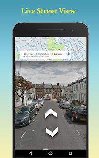 Live Street View Map Earth Navigation Android Apps On Google Play - Google map live view