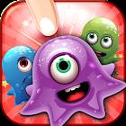 Finger Slinger - Jelly Monster Game 2017 icon