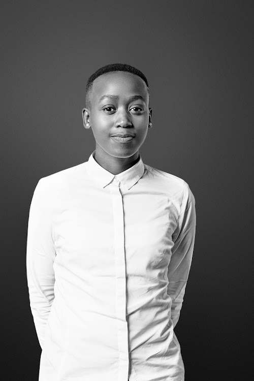 Mpho Mabapa, integrated account manager. Picture: SUPPLIED/JOE PUBLIC UNITED