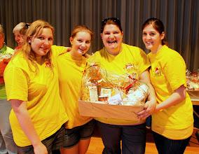 Photo: Leiterlispiel aus Gossau, die Sieger der Kategorie B