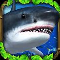 Wildlife Simulator: Shark icon