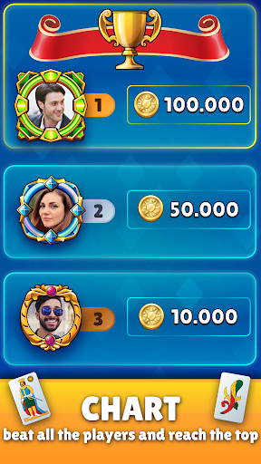 Scopa - Free Italian Card Game Online apkpoly screenshots 3
