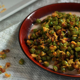South Indian Green Beans Poriyal