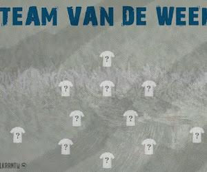 Dit is ons 'Team van de Eerste Speeldag' op EURO U21