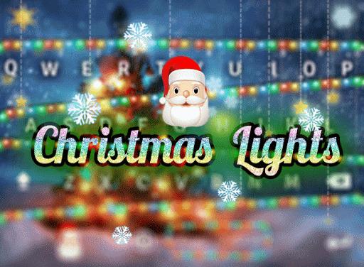 Happy Christmas Emoji Keyboard