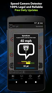 Radarbot : Speed Camera Detector & Speedometer Pro v6.3.3 Cracked APK 1