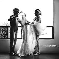 Fotógrafo de bodas Enrique Simancas (ensiwed). Foto del 15.05.2016