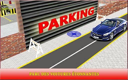 extrême voiture parking simulateur 3d  captures d'écran 1