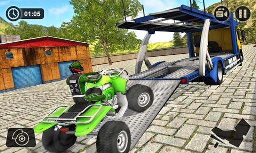 Car Transporter Cargo Truck Driving Game 2018 1.0 screenshots 3