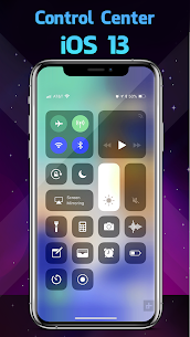 Phone 11 Launcher, OS 13 iLauncher, Control Center (MOD, VIP) v6.4.4 3
