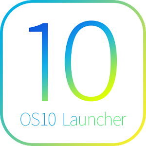 OS10 Launcher HD-smart,simple