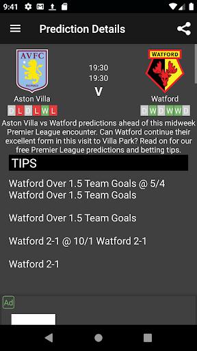 Sure Bet Predictions 5.9 Screenshots 7