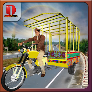 Drive Off Road Chingchi Loader for PC and MAC