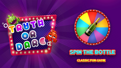 Truth or Dare - Spin the bottle 3.0 screenshots 1
