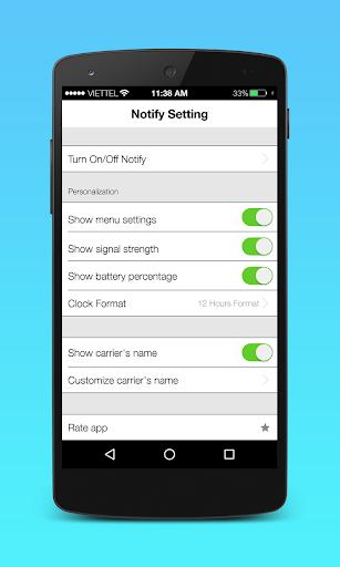 Inoty ios 9 | iNoty OS 11 app for android  2019-03-25