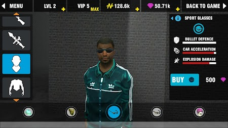 Real Gangster Crime APK screenshot thumbnail 6