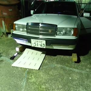 190シリーズ W201 190E 1987年式のカスタム事例画像 TAITOさんの2019年03月29日01:28の投稿