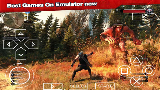 Download New psp for Emulator Full HD™ on PC & Mac with