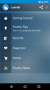 Luunda Lite Poultry screenshot