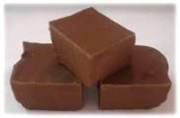 Eat-your-heart-out Fudge Recipe
