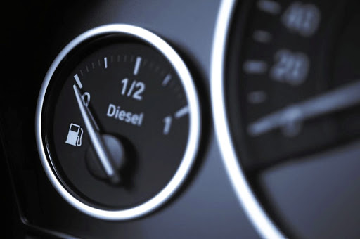 Diesel sales declined 19.3% in Germany in April. Picture: NEWSPRESS UK