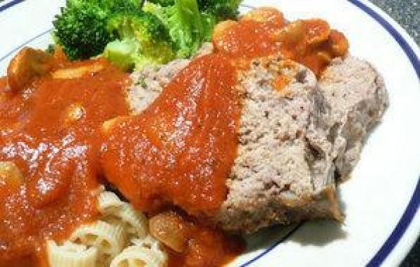 Paul's Italian-style Meatloaf Recipe