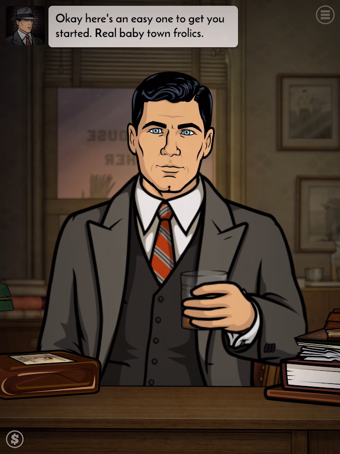 Archer, P.I.- screenshot