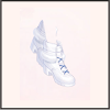 R-もこもこ靴