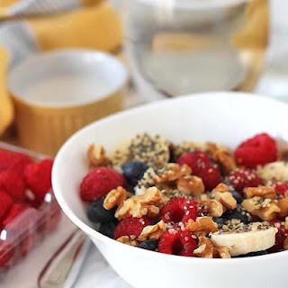 Berry Coconut Breakfast Bowl Recipe