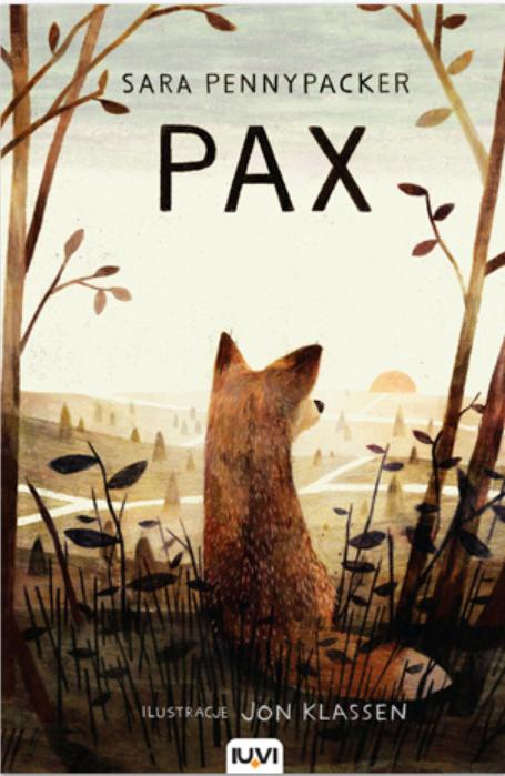 Sara Pennypacker, Pax
