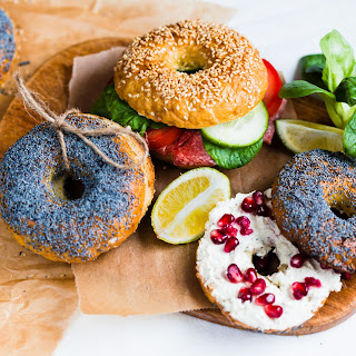 Thermomix Bagels.