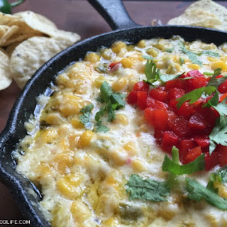Spicy Mexican Corn Dip