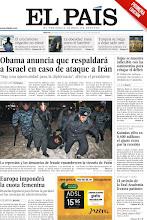 Photo: Obama anuncia que respaldará a Israel en caso de ataque a Irán; Rajoy se muestra inflexible con las autonomías para rebajar el déficit; Europa impondrá la cuota femenina; y el artículo de la Real Academia levanta pasiones, entre los temas de nuestra portada del martes, 6 de marzo http://srv00.epimg.net/pdf/elpais/1aPagina/2012/03/ep-20120306.pdf