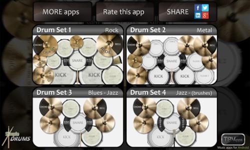 Simple Drums v1.0.2